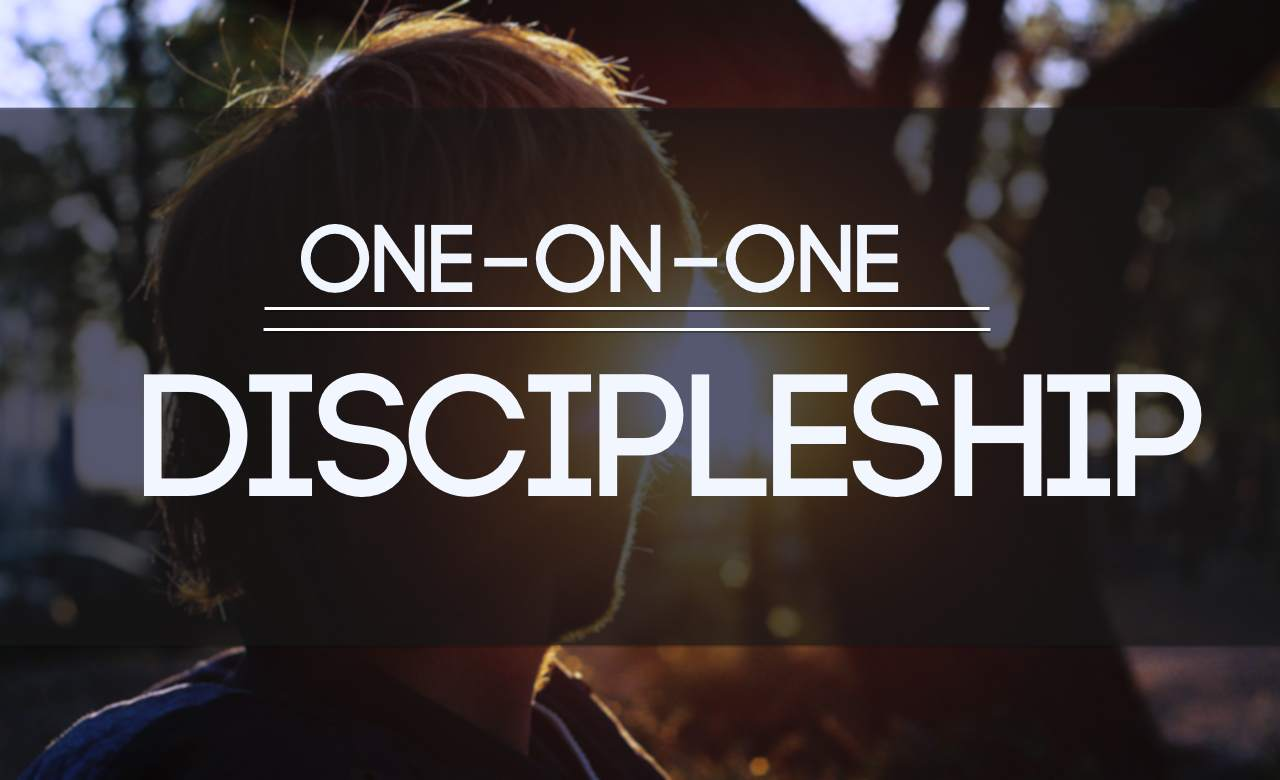 One-on-One Discipleship