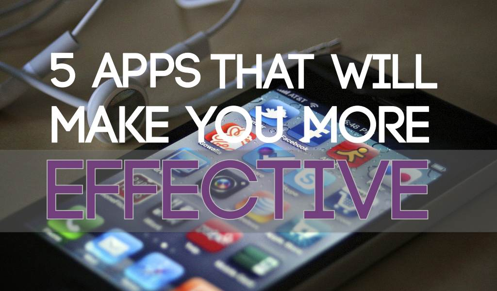 5 Apps That Will Help You Be More Effective In Youth Ministry