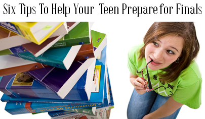 Six Tips to Prepare Your Teen for Finals