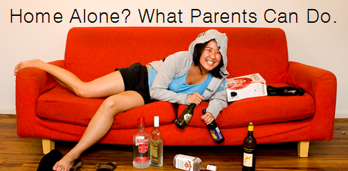 Home Alone? What Parents Can Do.