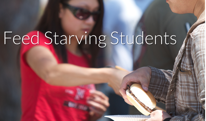 3 Satisfying Solutions to Feed Starving Students