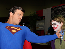 Are You Superman or the Joker?