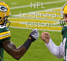 1 Great Leadership Lesson the NFL Taught Me
