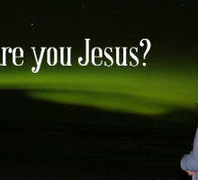 Where are You Jesus?