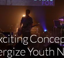 Yaconelli's Exciting Concepts to Energize Youth Night