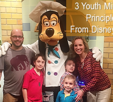 3 Youth Ministry Principles Disneyland Taught Me