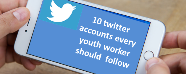 10 Twitter Accounts Every Youth Worker Should Follow