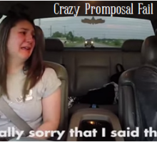 Crazy Promposals Tell Us Something Important about Students