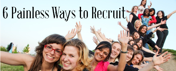 6 Painless Ways to Recruit This Summer
