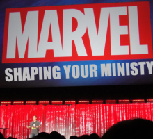 Shaping Your Ministry the Marvel Comics Way