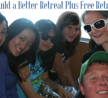 5 Ways to Build a Better Retreat and Retreat Planner