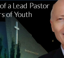 3 Confessions of a Lead Pastor to Pastors of Youth