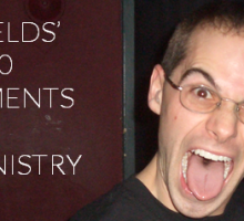 Doug Fields' Top Ten Commitments for Youth Ministry