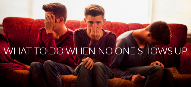 5 Amazing Things You Can Do When No One Shows Up