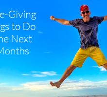 6 Life-Giving Things To Do In The Next 3 Months