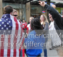 Canadian vs. American Values: They're different, eh!