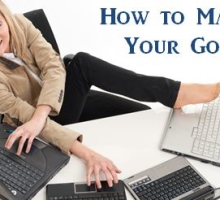 How to Manage Your Goals