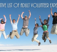 The Definitive List of Volunteer Expectations