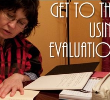 Get to the Next Level Using This Evaluation Process