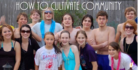 Cultivating Community in Your Youth Ministry